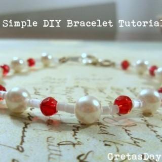 How to Make a Beaded Bracelet