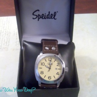Speidel Watches are an American Made Classic