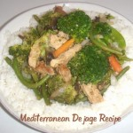 Mediterranean Recipe for Dejage