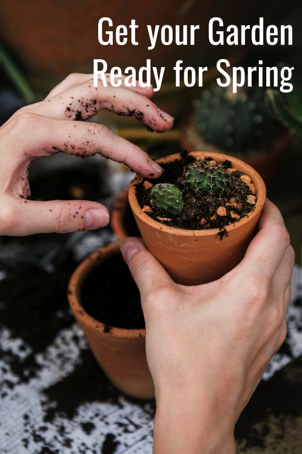 Easy tips and tricks to get your garden ready for Spring planting. Whether you're growing flowers or enough food to feed the whole town, there's something for everyone.