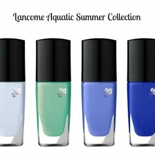 Lancome Aquatic Summer Nail Polish