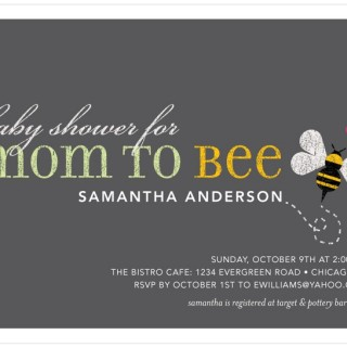 Baby Shower Invitations from Tiny Prints