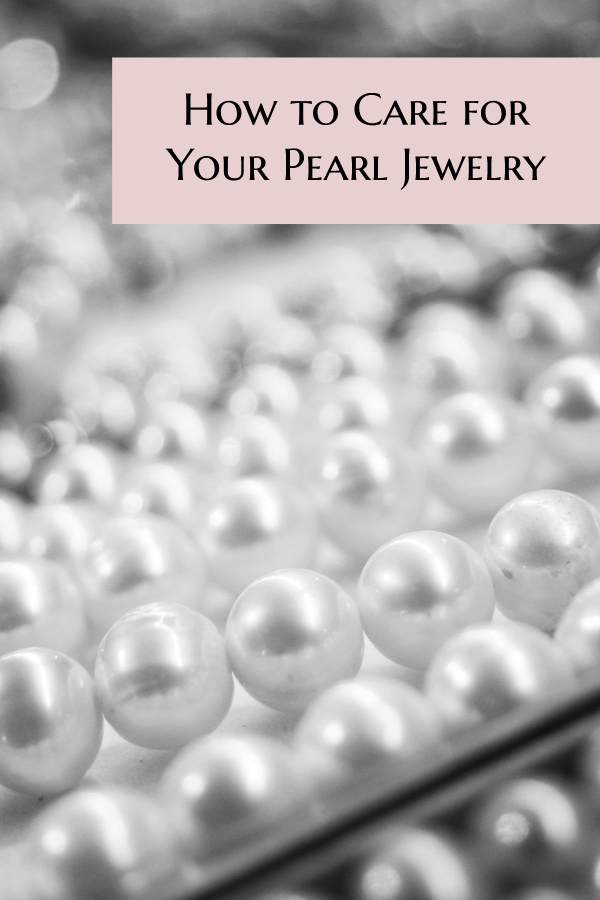 Pearls are a great investment piece of jewelry. Learn how to wear them, and how to care for them properly.