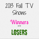 2013 Fall TV Shows Winners and Losers