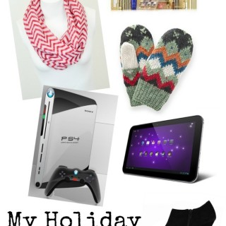My Christmas Wish List for Black Friday + $500 Amazon Giveaway