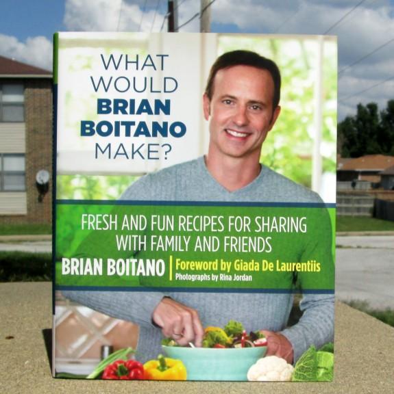 What Would Brian Boitano Make? | Cookbook Review #gretalovesholidays