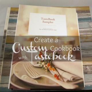Create a Custom Cookbook with Tastebook