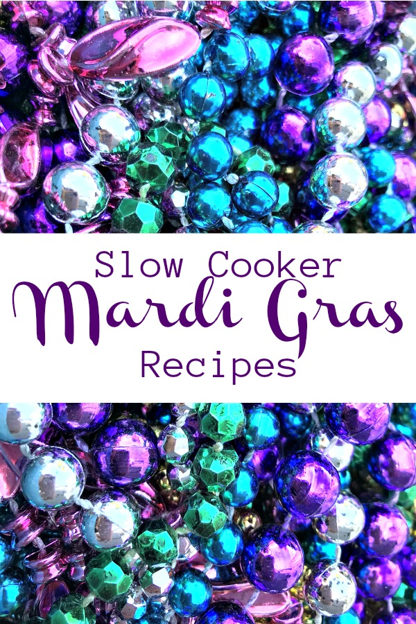 Slow cooker mardi gras recipes that are crockpot friendly