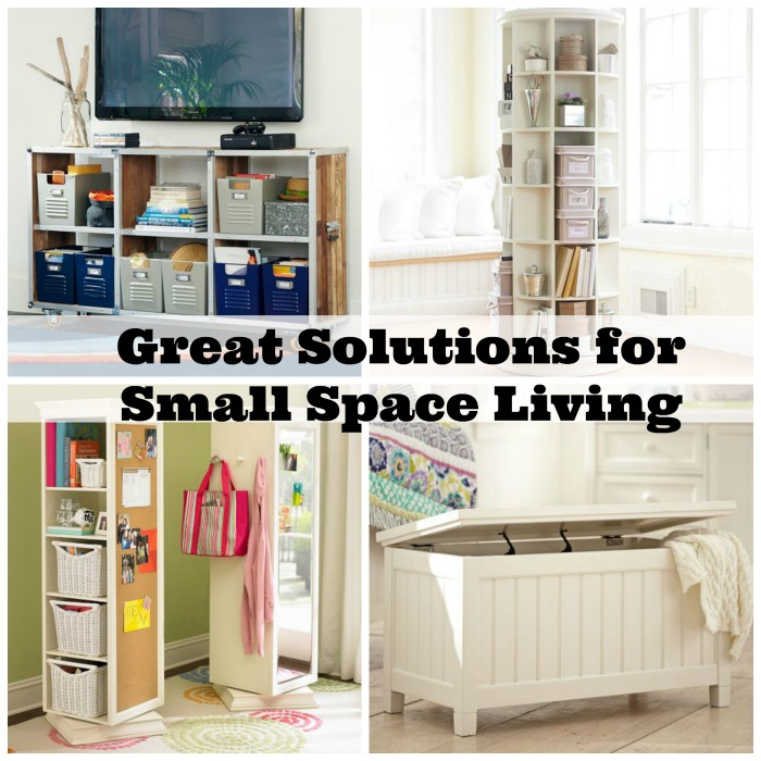 Great solutions for small space living how was your day - Small spaces living ideas collection ...