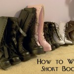 The Best Ways to Wear Short Boots