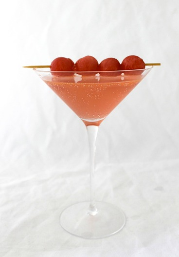 Watermelon Passion cocktail