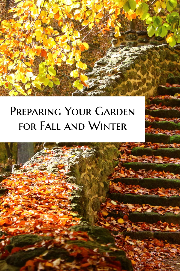 How to prepare your garden for fall and winter. | Clean up your yard | Home Maintenance