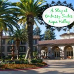 A Stay at Embassy Suites Napa Valley Hotel