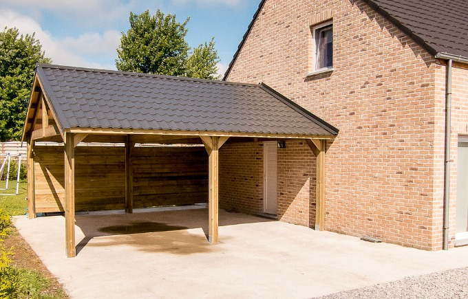Which to Choose: Carport vs Garage in an Epic Battle