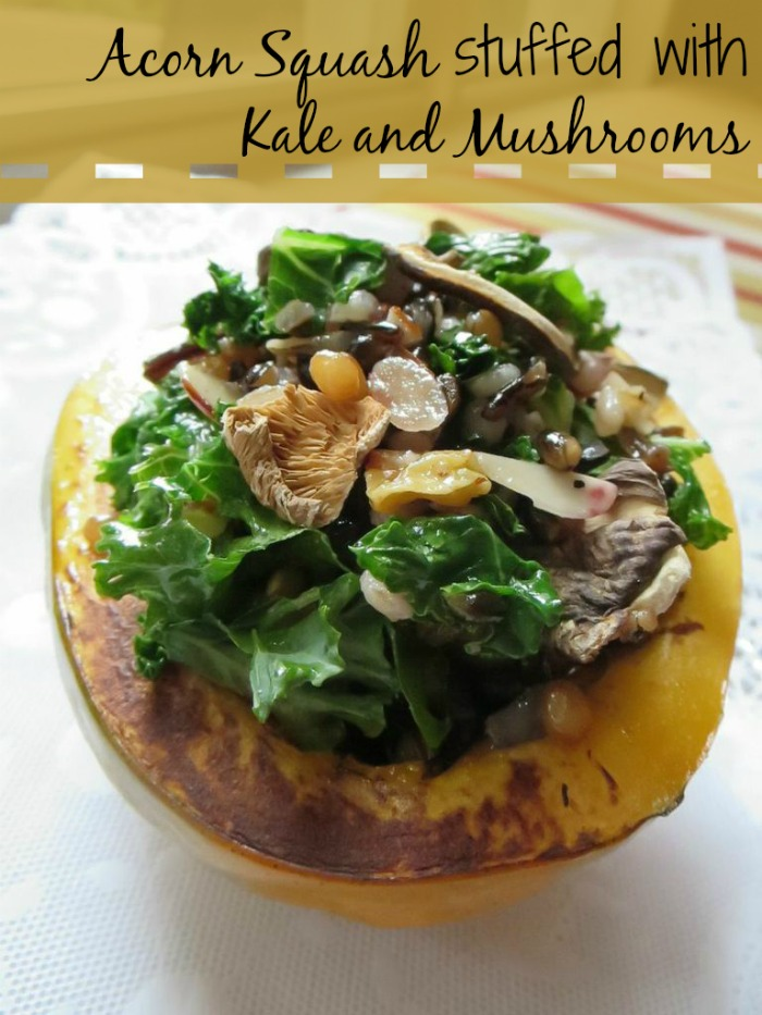 acorn-squash-stuffed-with-kale-and-mushrooms