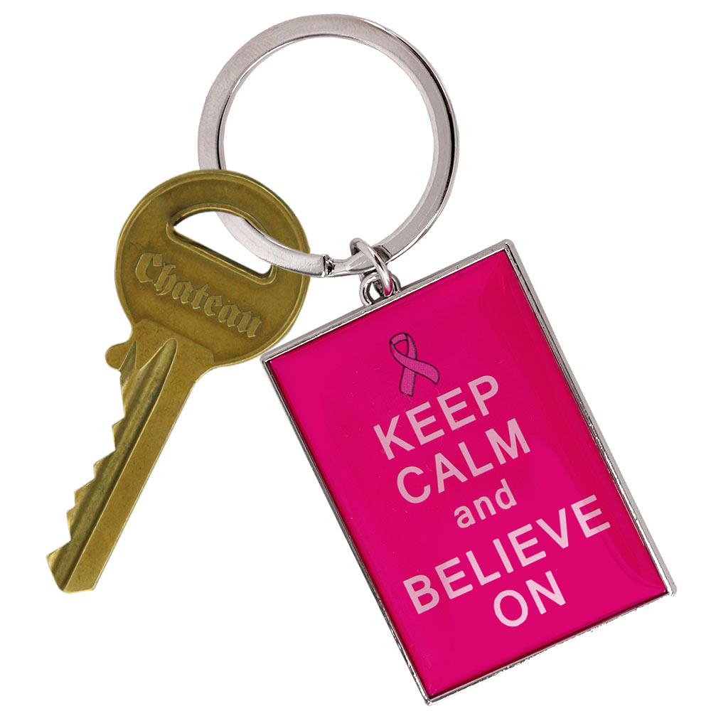 keep-calm-believe-on-keychain
