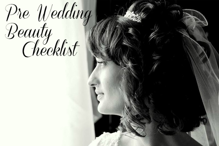 pre-wedding-beauty-checklist