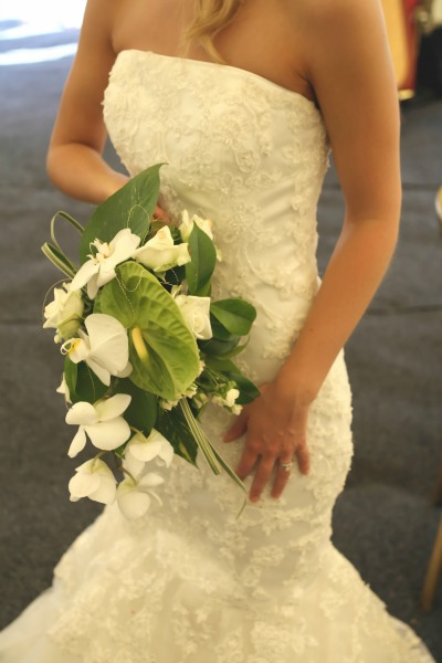 tanned-wedding-gown