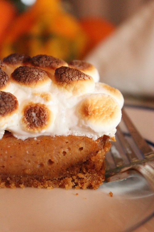 Sweet Potato Pie -sm