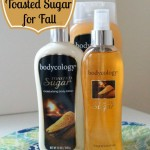 Combat Dry Fall Skin with Bodycology Toasted Sugar
