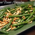 Delicious Green Beans Almondine Recipe