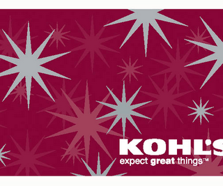 $25 Kohls Gift Card Giveaway — US + Canada