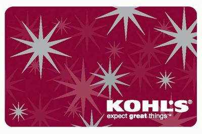 $25 Kohls Gift Card Giveaway — US + Canada