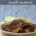 Quick and Painless Reuben Sandwich Recipe
