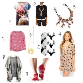 Deer Chic Fashion and Style for Spring