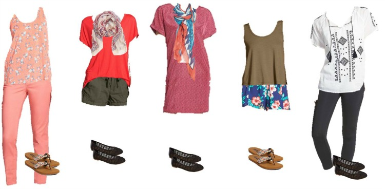 Mix and Match Fashion Board - Nordstrom Sale 1 750
