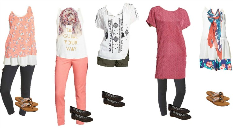 Mix and Match Fashion Board - Nordstrom Sale 2 750