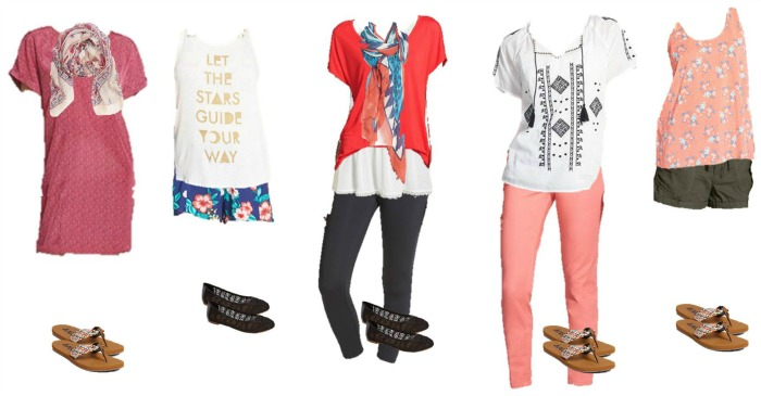 Mix and Match Fashion Board - Nordstrom Sale 3 750