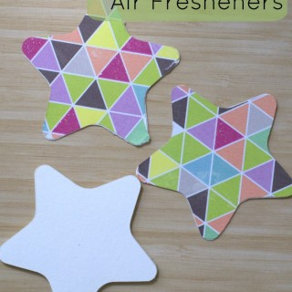 How to Make DIY Essential Oil Air Fresheners