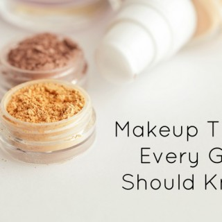 4 Makeup Tricks Every Girl Should Know