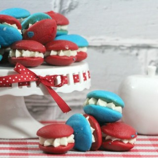 USA inspired whoopie pie recipe