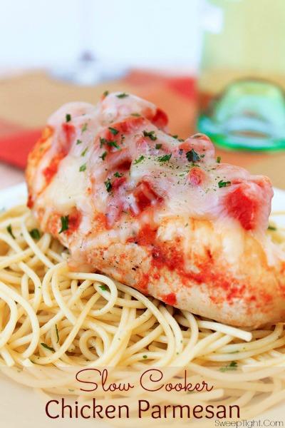 Crockpot-Chicken-Parmesan
