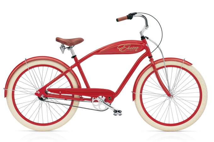Cruiser Attitude Indy 3i Red