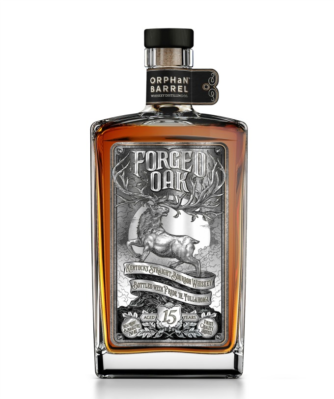 Orphan Barrel_Forged Oak Bottle Shot