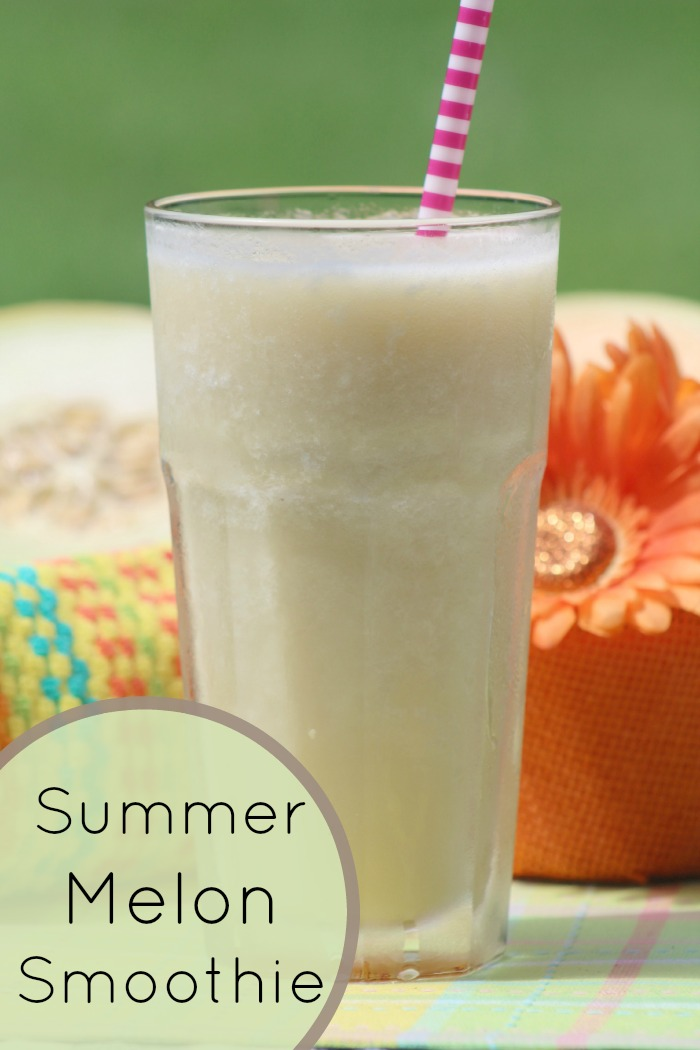 Take advantage of summer's melon bounty with this low calorie smoothie that's oh sogood for you. Vegam too.