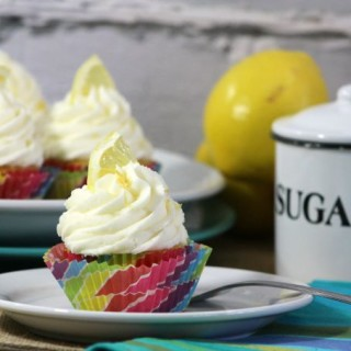These Lemon Curd Cupcakes are Sure to Be a Major Hit