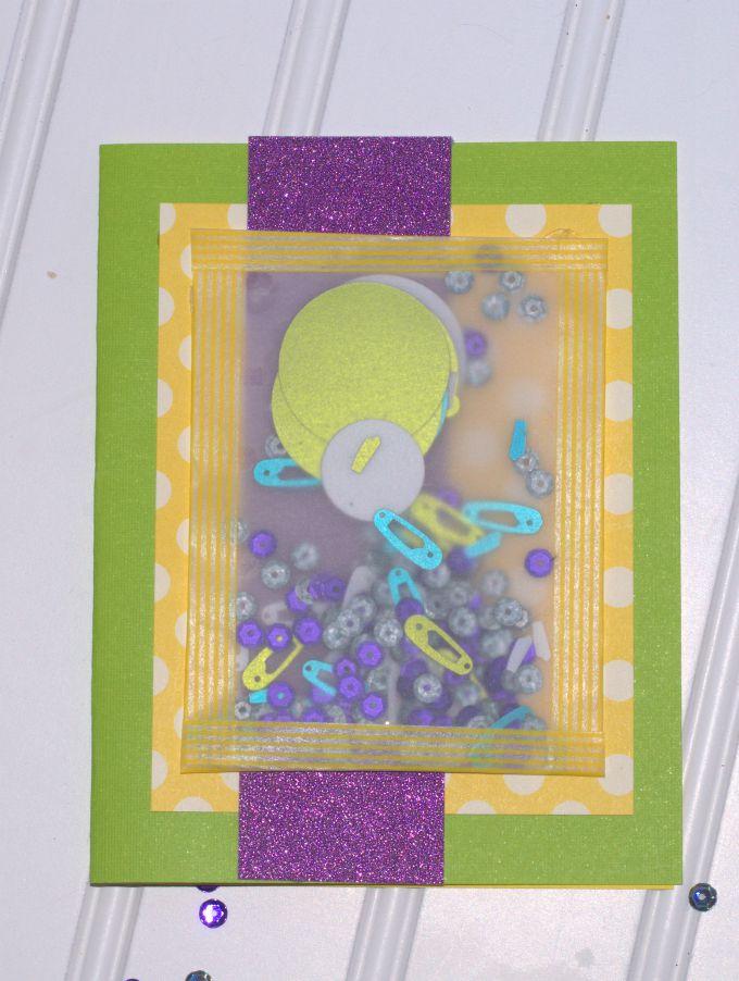 luvs baby sprinkle invitation 3