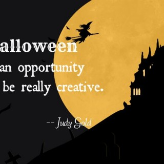 6 Really Great Halloween Quotes that are Sure to Inspire