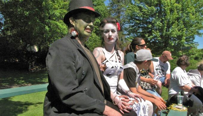 horror wedding Original Wedding Venue ideas