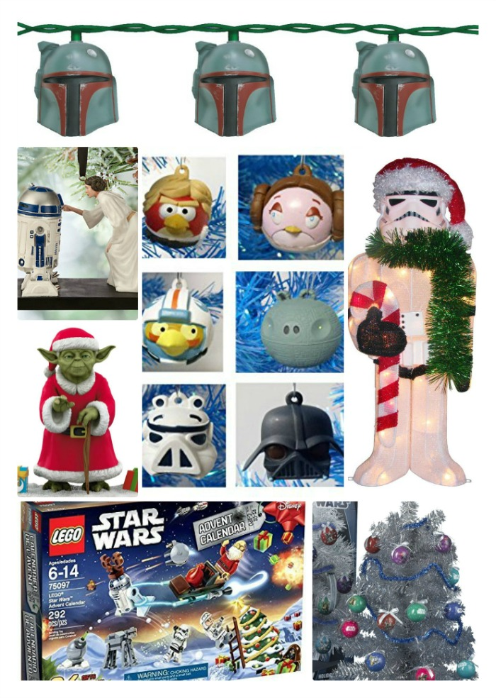 43 Awesome Star Wars themed Christmas items