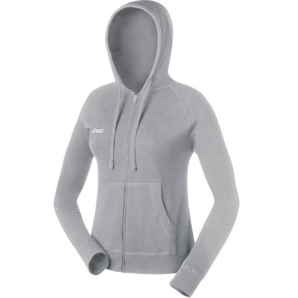 asics ladies fleece jacket