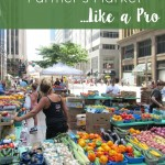 How to shop the farmer's market like a pro