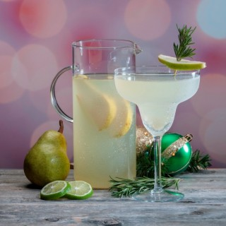 Count Down to Christmas with Partridge and Pear Margaritas
