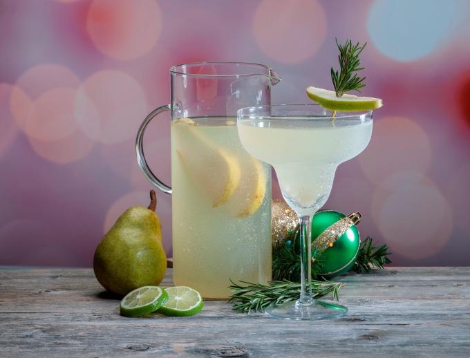 Partridge and Pear Margarita