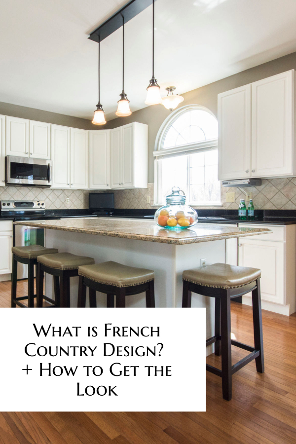 Joanna Gaines and the Magnolia Industrial Farmhouse design style is heavily inspired by the French Country look. See what it is, and how to get the aesthetic for your own home.