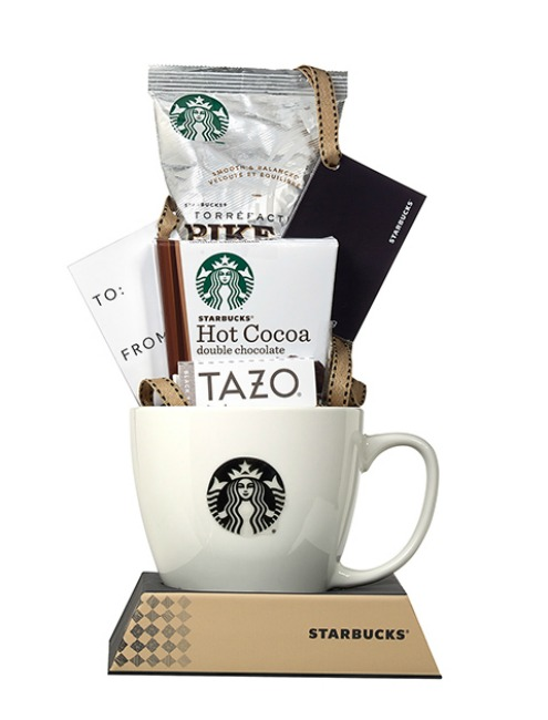 starbucks gift set
